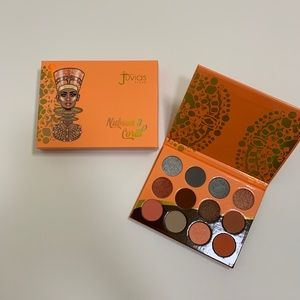Juvia's Place Nubian 3 Coral Palette NWT